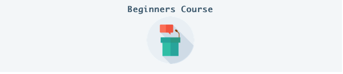 Beginners Course Link